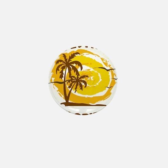 Summer destin- florida Mini Button