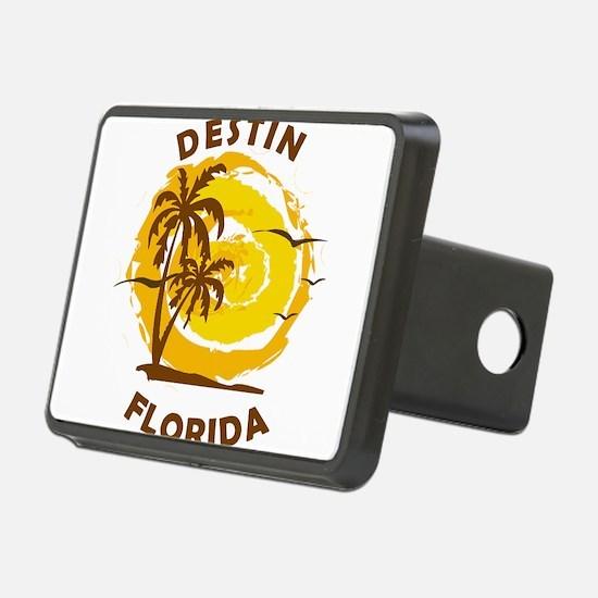 Summer destin- florida Hitch Cover