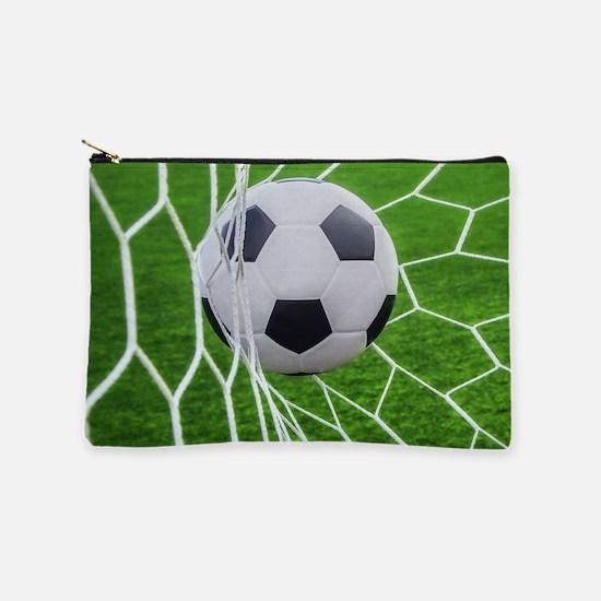 Football Goal Makeup Bag