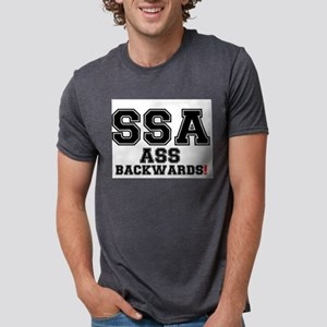 SSA - ASS BACKWARDS! T-Shirt