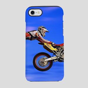 Motocross Freestyle iPhone 8/7 Tough Case