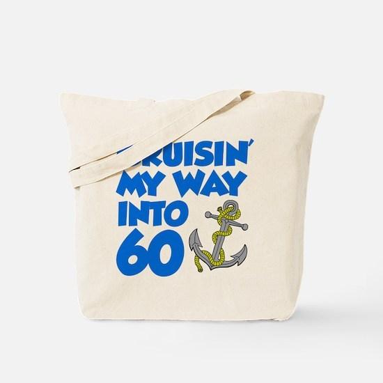 Cruisin Into 60 Tote Bag