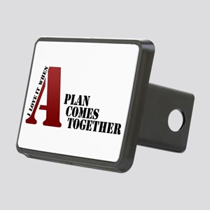 Planning Is Key Rectangular Hitch Cover