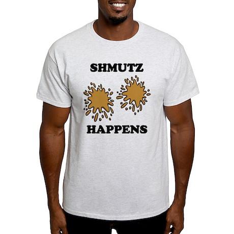 Shmutz Happens Light T-Shirt