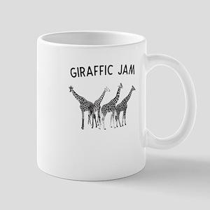 Giraffic Jam Mugs