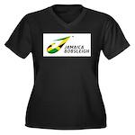 Jam bob_black font Plus Size T-Shirt