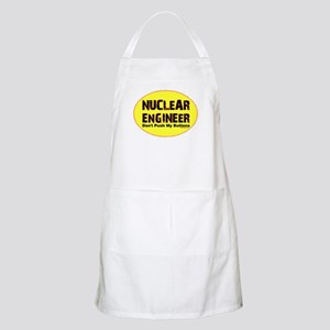 Nuclear Engineer BBQ Apron