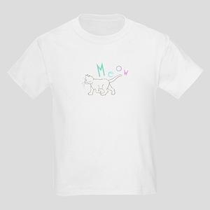 Meow Kids Light T-Shirt