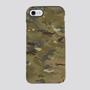 Camouflage: Mud Colors iPhone 8/7 Tough Case