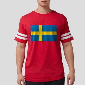 Flag of Sweden - Sveriges flagga - Swedish T-Shirt