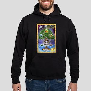 Yggdrasilposter Sweatshirt