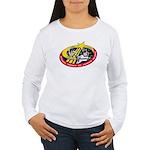 Shuttle STS-123 Women's Long Sleeve T-Shirt