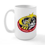 Shuttle STS-123 Large Mug