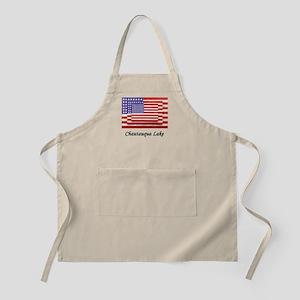3 Flags Super Imposed BBQ Apron