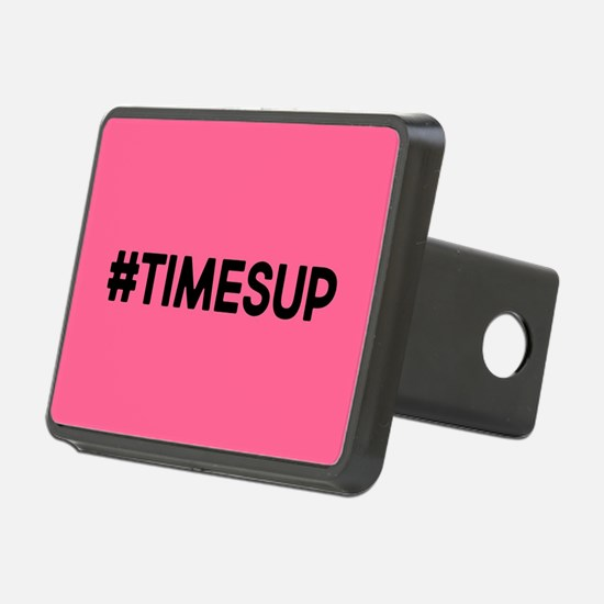 Times Up Hitch Cover