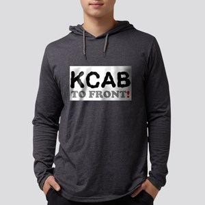 KCAB - BACK TO FRONT Long Sleeve T-Shirt