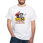 WKIT White T-Shirt