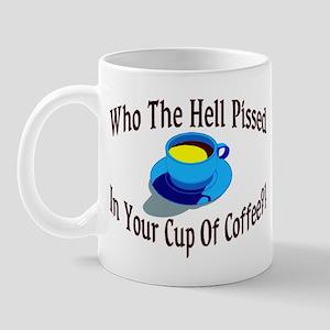 Coffee Piss Mug