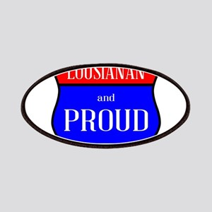 Lousianan And Proud Patch