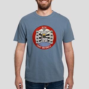 uss point defiance patch transparent T-Shirt