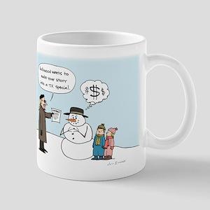Greedy Frosty Mug