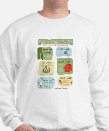 """Fairy Tale Gift Shoppe"" Sweatshirt"