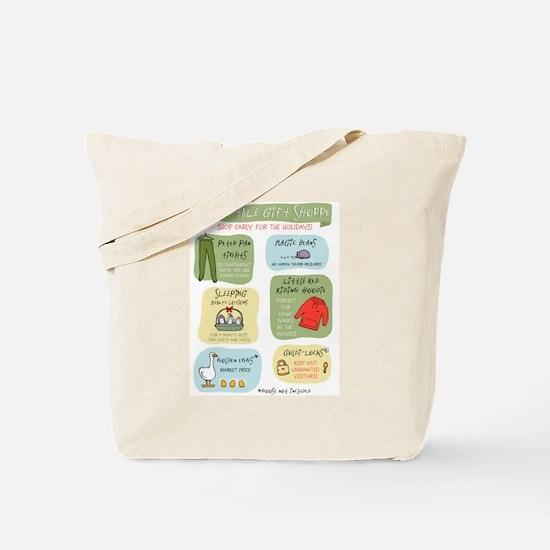 """""""Fairy Tale Gift Shoppe"""" Tote Bag"""