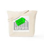 BIPOLAR DISORDER CAUSE Tote Bag