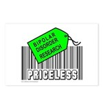 BIPOLAR DISORDER CAUSE Postcards (Package of 8)
