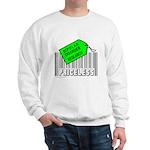 BIPOLAR DISORDER CAUSE Sweatshirt