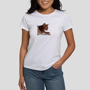 My Little Leopard - Ocicat Love T-Shirt