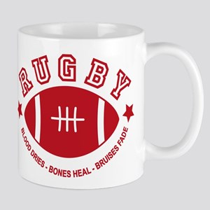 Rugby Mugs