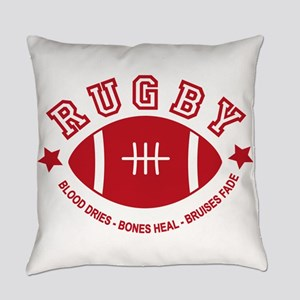 Rugby Everyday Pillow