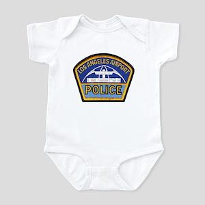 LAX Police Infant Bodysuit