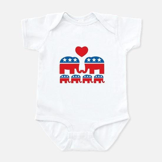 Republican Family Infant Bodysuit