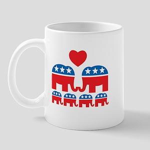 Republican Family Mug