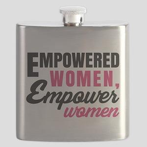 Empowered Women Empower Women Flask