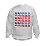 Republican Rally Kids Sweatshirt