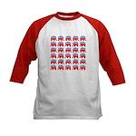 Republican Rally Kids Baseball Jersey