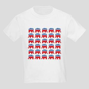 Republican Rally Kids Light T-Shirt