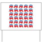 Republican Rally Yard Sign