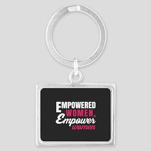 Empowered Women Empower Women Keychains