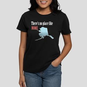 Nome, Alaska Women's Dark T-Shirt