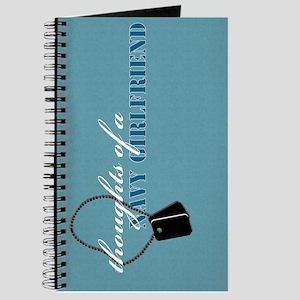 Navy Girlfriend journal
