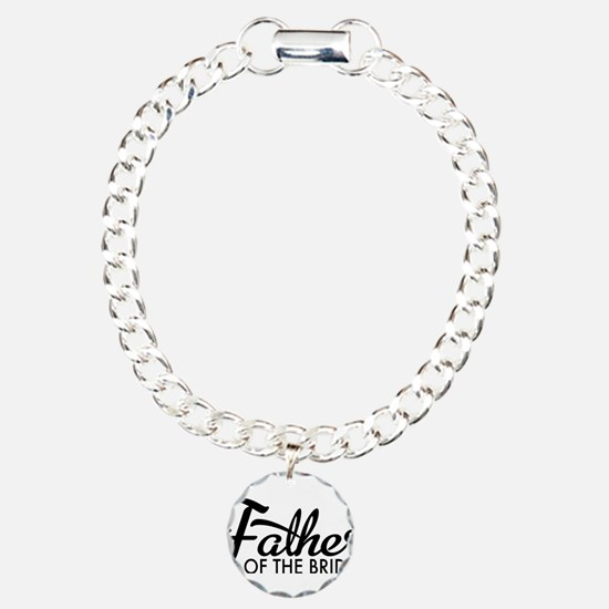 Father of the bride Bracelet