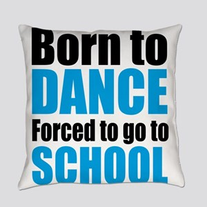 dance Everyday Pillow
