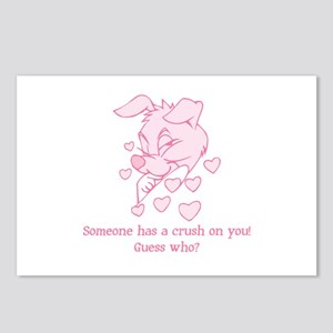 Crush On You Postcards (Package of 8)