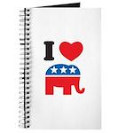 I Heart Republicans Journal