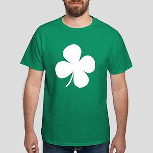St Patricks Day Four Leaf Clover T-Shirt