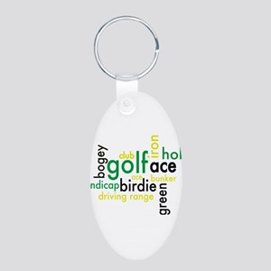 Golf Keychains